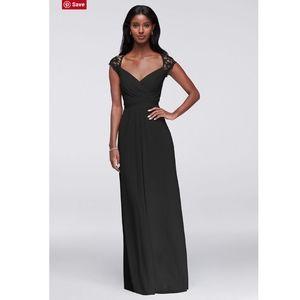 Black Bridesmaid Dress - David's Bridal